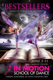 Bold Modern Dance Studio Poster Design By PrintMediaAU