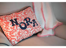 Coral And Navy Baby Bedding by Nora U0027s Navy U0026 Coral Nursery Project Nursery