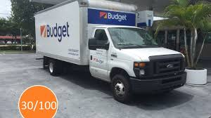 2016 Ford E-350 Super Duty Box Truck: The Oppositelock Review