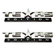 Amazon.com: 2 NEW 07-14 Silverado Sierra Texas Edition Gm Oem ... Set Of Delivery Truck For Emblems And Logo Post Car Emblem Chrome Finished Transformers Stick On Cars Unstored Blems In Stock Vintage Car Tow Truck Royalty Free Vector Image Auto Autobot Novelty Adhesive Decepticon Transformer Peterbuilt This Is A Custom Billet Blem That We Machined F100 Hood Ford Gear Lightning Bolt 31956 198187 Fullsize Chevy Silverado 10 Fender Each Amazoncom 2 X 60l Liter Engine Silver Alinum Badge Stock