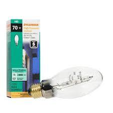 shop sylvania 70 watt 1900 k e17 medium base e 26 high pressure