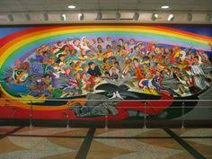 Denver International Airport Murals Illuminati by Denver Airport Mural Showing The Apocalypse 3 Advanced
