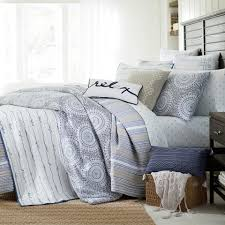 Coastal Bedding Sets by Beach House Seashell Coastal Comforter Bedding Pictures On