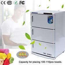 48l towel warmer uv light sterilizer for home salon dual door