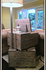 End Table With Attached Lamp by Best 25 End Table With Lamp Ideas On Pinterest Side Tables