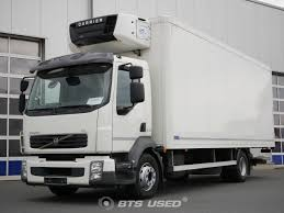 Volvo FL 240 Truck Euro Norm 5 €32200 - BTS Used