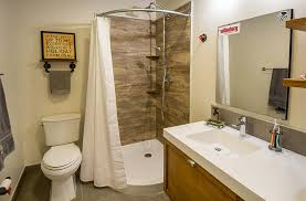 Bathroom Remodeling Des Moines Iowa by Warehouse Loft Gets A Customized Makeover Stays Urban Silent