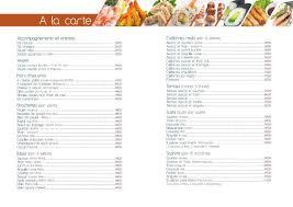 menu maison des délices picture of maison des delices mulhouse