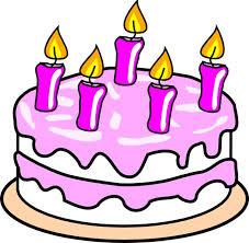 Birthday Cakes Clipart clipartall Chocolate Birthday Cake