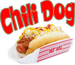 100 Hot Dog Food Truck Amazoncom DECAL Chili For Concession Restaurant
