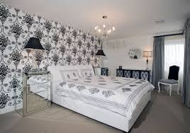 Bedroom French Style Bedroom Furniture With Beautiful Wallpaper