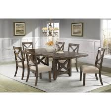 Picket House Furnishings Francis 7 Piece Dining Set Table And 6 X Back