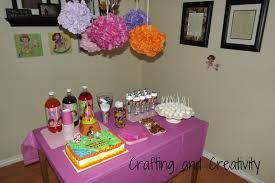 Dora The Explorer Fiesta Kitchen Set by Crafting And Creativity My Daughter U0027s 2nd Birthday Party Dora Theme