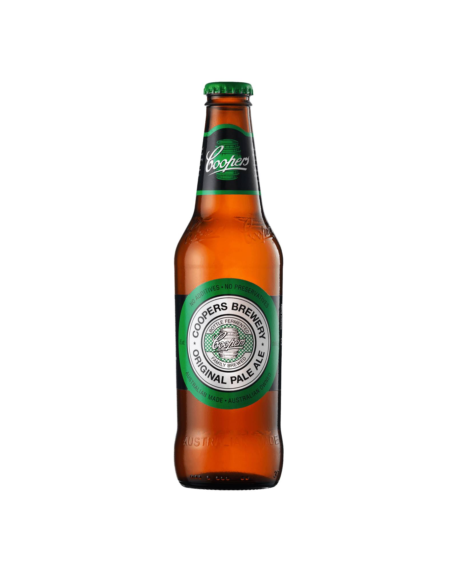 Coopers Brewery Original Ale - Pale, 375ml