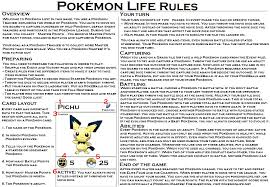 A Short Version Of The Rules Can Be Found