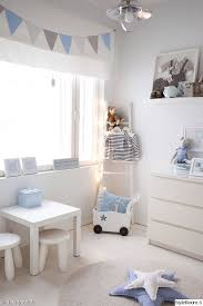 Baby Boy Room White And Blue Ikea