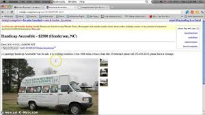 Used Trucks For Sale In Nc By Owner Fresh Craigslist Handicap Vans ...