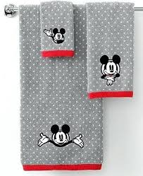 Mickey Mouse Bathroom Decor Kmart by Peachy Mickey Mouse Bathroom Set U2013 Elpro Me