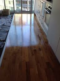 Sandless Floor Refinishing Edmonton by Eww Before The Mr Sandless Crew Cleaned Up This Floor Covered In