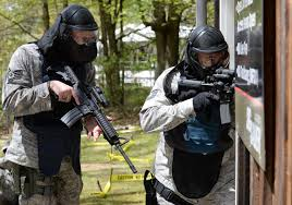100 Michael P Johnson Security Forces Train To Save Lives