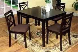 dining table 4 chairs walmart glass and ikea stornas sale set