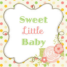 Sweet Little Baby Shower Games Themes And Printables