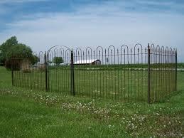 Decorative Garden Fence Border by Fencing Gates Arbors Arches U0026 Garden Edging