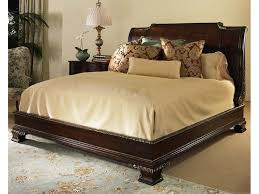 Wrought Iron And Wood King Headboard by Bedroom Appealing Bedroom Design And Decoration Using Dark Brown