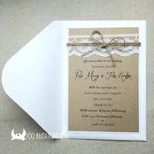 Ideas Rustic Pocketfold Wedding Invitations For 65 Uk