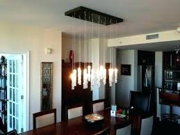 Modern Dining Room Lighting Chandelier Twist Contemporary Crystal