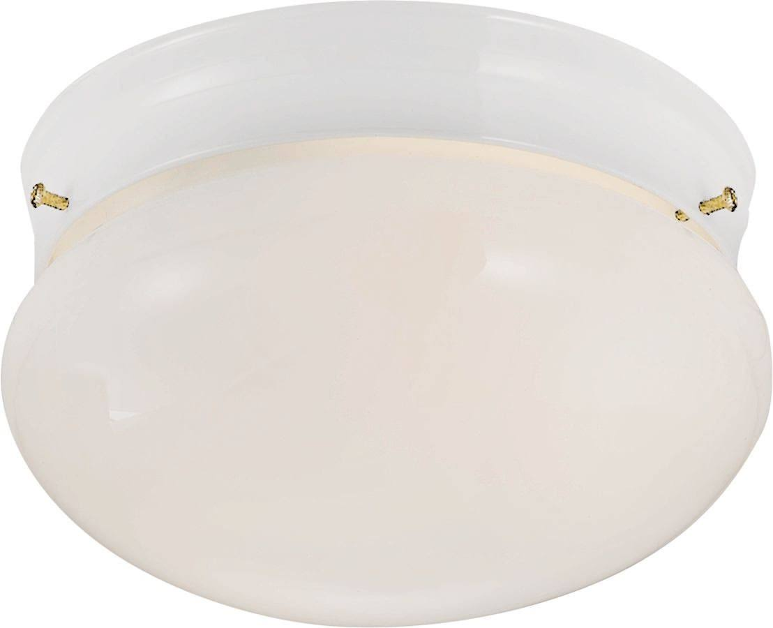Boston Harbor Flush Mount Ceiling Light Fixtures - White