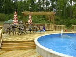 Five Tips For Buying An Above Ground Pool. Great Advice! | Above ... View From The Deck Of Above Ground Pool Lowered 24 Below Backyards Appealing Backyard Vineyard Design Images With Stunning How To Find Level When Installing A Round Intex Metal Southview Outdoor Living Make Room For Swimming Pool 009761474jpeg Should I My Home To Level Ground For Above University Ideas Drain Gallery Ipirations Leveling Pictures Breathtaking