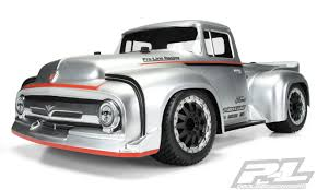 Pro-Line '56 Ford F100 Clear Body PRO351400 | Bodies & Accessories ... 1956 Ford F100 Panel Truck 1955 Pickup Hot Rod Network Clem 101 Ringbrothers Classic Car Studios 1953 Restomod Review The Fancy 31956 Archives Total Cost Involved 1961 Goodguys 2016 Lmc Of The Yearlate Winner Fordf100inspired Trophy Shows Off Its Brawn In Desert By Epitome Fseries Third Generation Wikipedia 1970 Why Vintage Pickup Trucks Are Hottest New Luxury Item