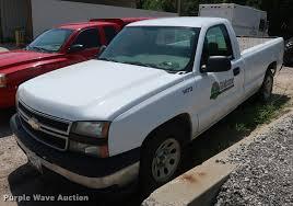 2007 Chevrolet Silverado 1500 Pickup Truck | Item EF9798 | S...