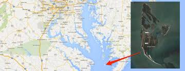 trump told mayor of tangier island not to worry about sea level