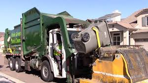 Waste Management Garbage Trucks Of San Diego - Part III (North ...
