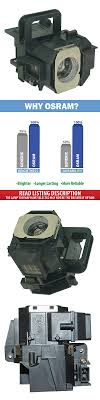 projector ls and components replacement elplp49 bulb cartridge