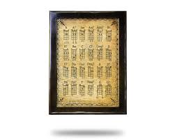 Empty Chairs At Empty Tables Chords by Vintage Guitar Chords Bar Sign Hex Head Art