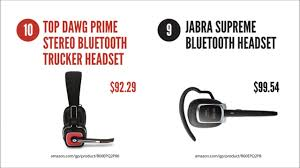 Top 10 Best Bluetooth Headsets For Truck Drivers - YouTube Mpow Pro Truck Driver Bluetooth Headset Office Wireless Cell Phones Accsories Headsets Find Zelher Products Online At 40 Earphone Universal Stereo Business Match Your Smart Life 2pack Headsetoffice Amazoncom V41 Headsettruck Headphone Earpiece Hands Free Buy Shinevi Headsetmini Mono Mpow Bluetooth Office Over Head Blue Tiger For Drivers