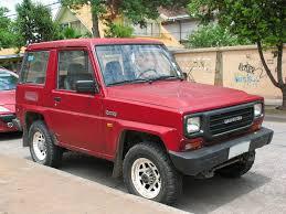 Daihatsu Hijet Mini Truck 4x4