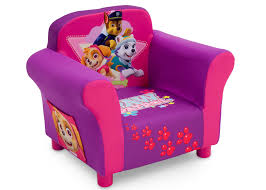 Marshmallow Flip Open Sofa Disney Princess by Paw Patrol Skye U0026 Everest Upholstered Chair Products
