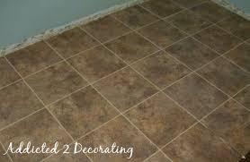 Groutable Vinyl Floor Tiles by Imposing Design Groutable Vinyl Tile Home Depot Sensational Ideas