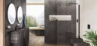 104 Modern Bathrooms Black White Or Beige Design Ideas Roca Life
