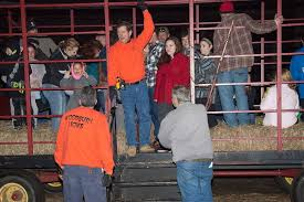 Halloween Hayride 2014 by Woodbury Lions Seek Haunted Hayride Volunteers Bee Intelligencer