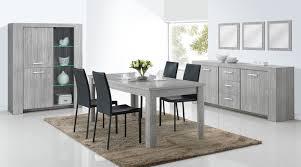 salle à manger contemporaine chêne gris salle à manger pas