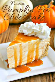 Freeze Pumpkin Puree From Can by Frozen Pumpkin Pie Cheesecake Life Love And Good Food