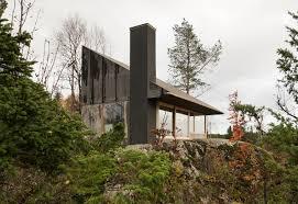 100 Minimalist Cabins Cabin Rones Norway SandenHodnekvam Urdesignmag