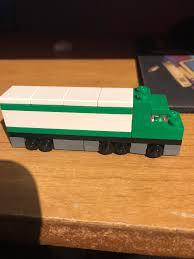 100 Micro Truck Little Micro Semi Truck My Own Micro Vehicle 112 Lego