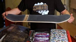 100 Skateboard Truck Sizes 5 Shapes Custom YouTube