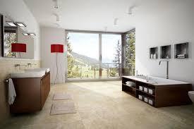 wohnliches bad schöner wohnen fliesen marmor line bild